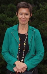 Palstan kirjoittaja Anna te Velde-Luoma on ammatiltaan Professional Organizer eli ammattijärjestäjä.