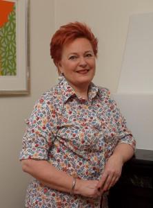Kristiina Harju on pitkän uran tehnyt intohimoinen yrittäjä.