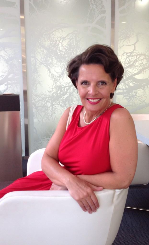 Anne Berner tekee töitä kuutena päivänä viikossa.