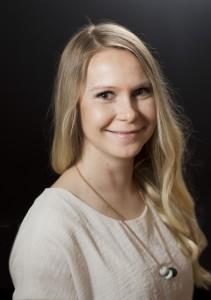 Johanna Pystynen toimii henkilöstöjohtajana Vincit Oy:ssä.