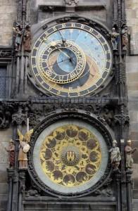 Prahan astrologinen kello
