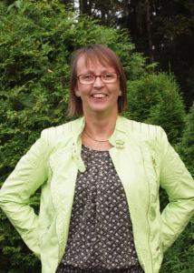 Carita Nyberg on Tasapainon Avaimet -menetelmän kehittäjä ja valmentaja.