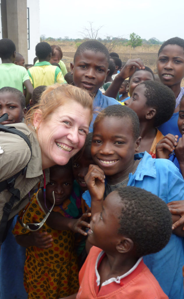 Järvelä vieraili Malawissa hyväntekeväisyysprojektin merkeissä.